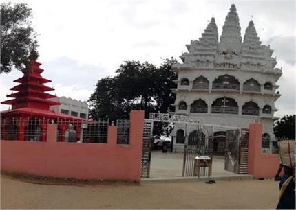Navratri Special: देवी मां के इस मंदिर में नेत्रहीन को मिलती है आंखें