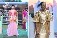#LMIFWSS21: डिजाइनर राजेश प्रताप सिंह ने की शो की ओपनिंग,...