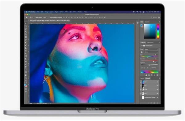 13 इंच MacBook Pro में अब मिलेगी एप्पल की नई M1 चिप, 20 घंटे के बैटरी बैकअप का है दावा