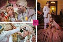 काजल अग्रवाल ने शेयर की शादी की तस्वीरें, पति संग इस अंदाज...