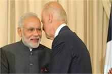 PM नरेंद्र मोदी ने जो बाइडेन और कमला हैरिस को दी बधाई,...