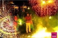 दिवाली: पटाखे चलाते समय इन बातों का रखें ध्यान नहीं होगी...