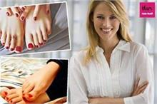पैरों की उंगलियों के आकार से जानिए कैसा है आपका स्वभाव!