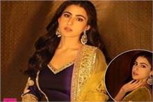 दिवाली पर छाया सारा अली खान का Royal Look, फैंस के लिए...