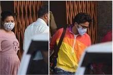 मेडिकल टेस्ट के बाद कोर्ट पहुंचे भारती और हर्ष, थोड़ी देर...