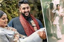 एक दुल्हन ऐसी भी: शादी में लहंगे की बजाए पहना पैंट सूट,...