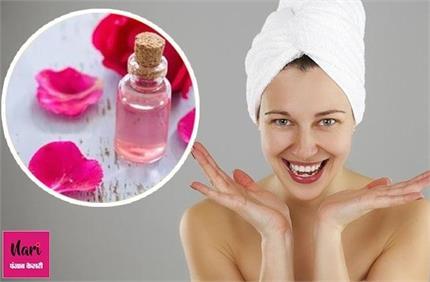 बेदाग निखार पाना है तो इन 4 तरीकों से इस्तेमाल करें Rose Water