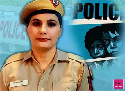 दिल्ली की 'सुपरकॉप': ढूंढ निकाले 76 गुमशुदा बच्चें, OTP प्रमोशन...