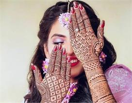 करवा चौथ स्पैशल: सिंपल मेहंदी के एकदम लेटेस्ट डिजाइन्स