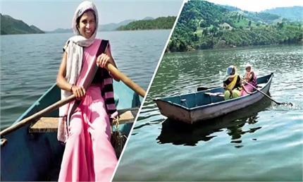 फर्ज के लिए कुछ भी! रोज 18km नाव चलाकर आदिवासी बच्चों और गर्भवती तक...