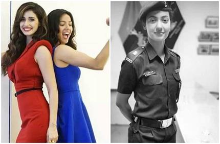 भारतीय सेना में लेफ्टिनेंट है दिशा पाटनी की बहन, खूबसूरती में भी नहीं...