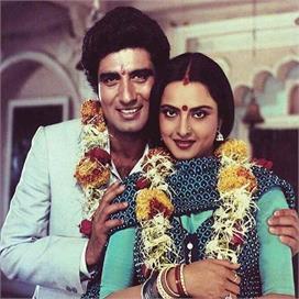 जब राज बब्बर के प्यार में पड़ गई थी रेखा, दिल टूटा तो...