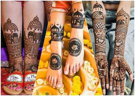 Bridal Fashion! पोट्रेट मगर डोली डिजाइन, देखिए दुल्हन के लिए बेस्ट...