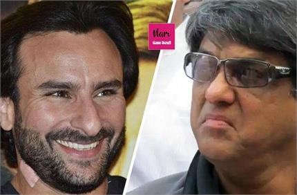 फिल्म 'आदि पुरूष' को लेकर सैफ पर भड़के मुकेश खन्ना, बोले - हिंदू...