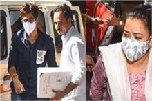 Drug Case: भारती-हर्ष के मामले की जांच कर रहे दो अधिकारी...
