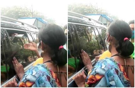 किन्नरों ने बीच सड़क पर रोकी आदित्य की गाड़ी, पैसे कम मिलने पर की ऐसी...