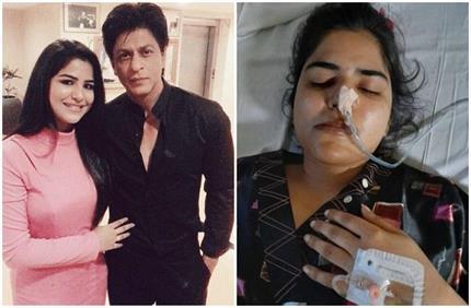 शाहरुख की को-स्टार हुई लकवे का शिकार, कोरोना संकट में नर्स बन की थी...