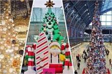 दुनिया के 7 अजब-गजब क्रिसमस ट्री, देखकर हैरान हो जाएंगे आप