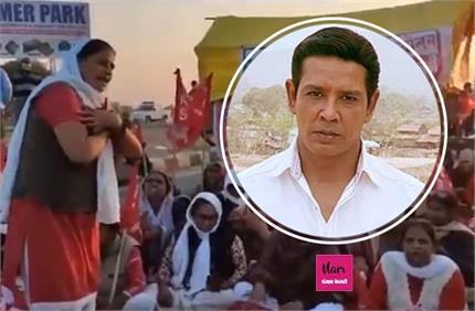 आंदोलन में महिलाओं ने गाए PM मोदी की मौत के गीत! भड़के अनूप सोनी ने...