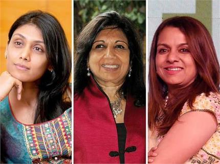 भारत की 10 सबसे अमीर महिलाएं, मुनाफा कमा आगे निकली रोशनी नाडर, देखिए...