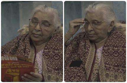 जानिए किस तरह 86 साल की बुजुर्ग ने Covid को अपने हिम्मत और हौसले से...