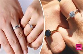 इंगेजमेंट हो या वेडिंग, यहां देखिए Couple Rings के एकदम...