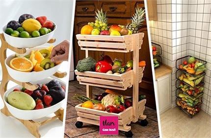 किचन के लिए बेस्ट रहेगी ये Storage Basket, पैसों की भी होगी बचत