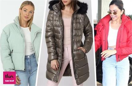 Winter Fashion! स्टाइलिश लुक के लिए इस बार ट्राई करें Puffer Jacket