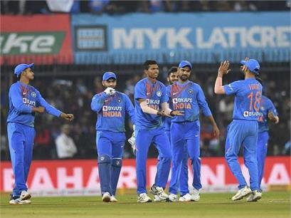 india announced