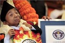 दुनिया के सबसे छोटे व्यक्तिखगेंद्र थापा का हुआ निधन
