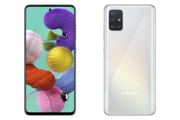 Samsung ने भारत में लॉन्च किया Galaxy A51, जानें कीमत व स्पैसिफिकेशन्स