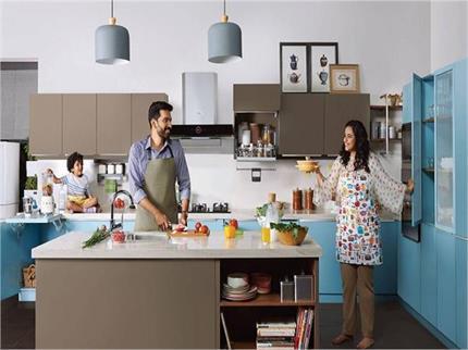 वास्तु स्टाइल में बनाएं किचन, बनी रहेगी बरकत