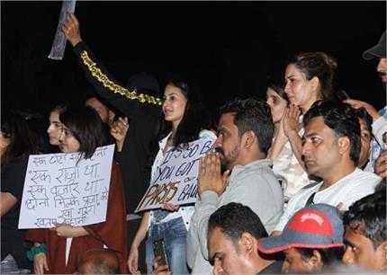 JNU Attack: प्रोटेस्ट में पहुंचे बॉलीवुड सितारे, कहा- 'हम मूर्ख नहीं,...