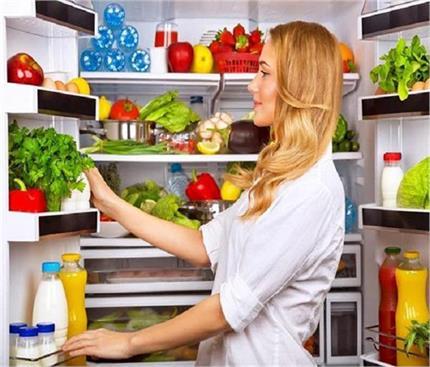 फ्रिज में रखीं इन चीजों से सेहत पर पड़ेगा बुरा असर