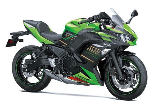 Kawasaki Ninja 650 भारत में लॉन्च, कीमत 6.45 लाख रुपये से शुरु