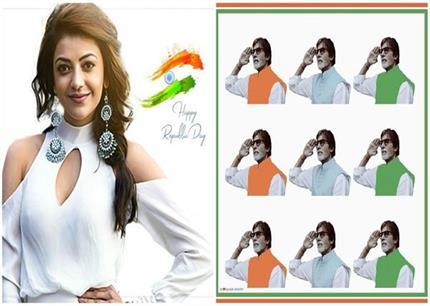 बॉलीवुड सितारो ने यूं मनाया गणतंत्र दिवस, देशवासियों को दी बधाई