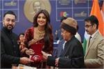 'चैंपियन ऑफ चेंज' अवॉर्ड से नवाजी गई शिल्पा शेट्टी