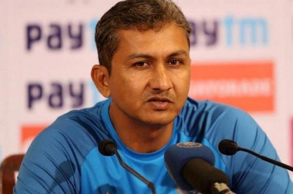 batting coach sanjay bangar