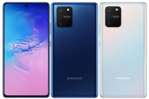 Samsung ने भारत में लॉन्च किया Galaxy S10 Lite, जानें कीमत व स्पैसिफिकेशन्स