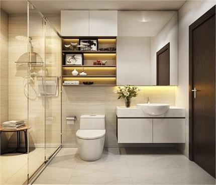 कम स्पेस में भी बाथरूम की हर जरुरत पूरी करेंगे ये इंटीरियर टिप्स