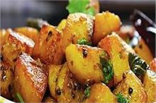 वेट लॉस रेसिपी: शकरकंदी की चटपटी सब्जी