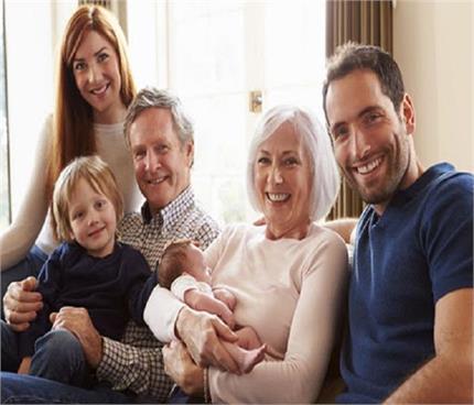 पेरेंट्स के साथ-साथ जरूरी है बच्चों के लिए दादा-दादी का प्यार
