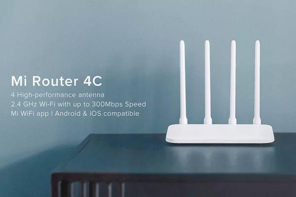 64 डिवाइसिस के साथ कनैक्ट होगा Xiaomi का WiFi राउटर, 300Mbps की मिलेगी इंटरनैट स्पीड
