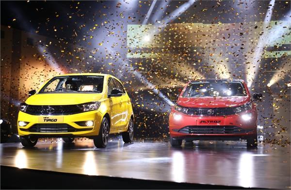 टाटा ने भारत में लॉन्च की 4 नई कारें, जानें कीमत व फीचर्स