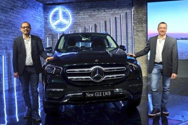 भारत में लॉन्च हुई 2020 Mercedes-Benz GLE, इतनी रखी गई एक्स शोरूम कीमत