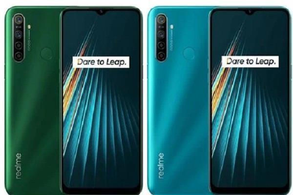 5000mAh की बैटरी के साथ भारत में लांच हुआ Realme 5i, जानें कीमत
