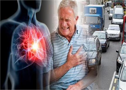 Health Alert: वायु प्रदूषण बढ़ा रहा है हार्ट अटैक का खतरा, यूं करें...