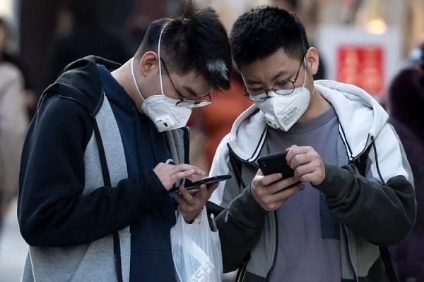 कोरोना वायरस से लोगों को बचाने के लिए चीन की सरकार ने जारी की क्लोज कॉन्टैक्ट एप