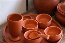 मिट्टी के बर्तन में बना खाना बीमारियों से करेगा सुरक्षा