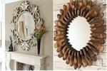 Mirror Decoration है घर को सजाने का नया तरीका